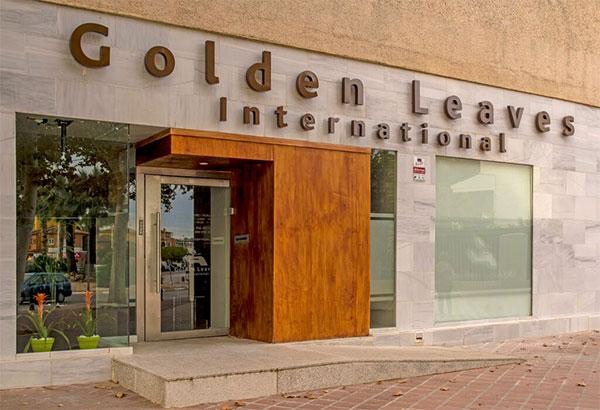 Golden Leaves shop